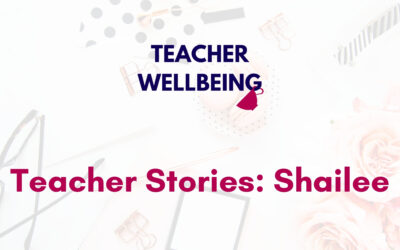 Episode 5: Teacher Stories | Shailee