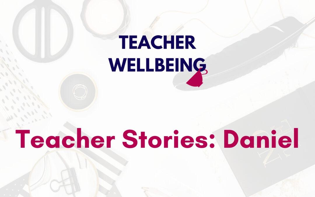 TWP S01 E07 Teacher Wellbeing Podcast Season 1 Blog Title Image