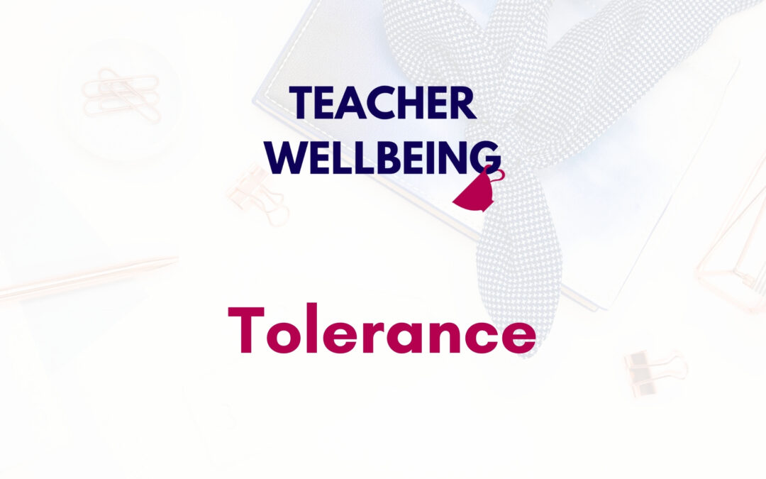 TWP S01 E10 Teacher Wellbeing Podcast Season 1 Blog Title Image