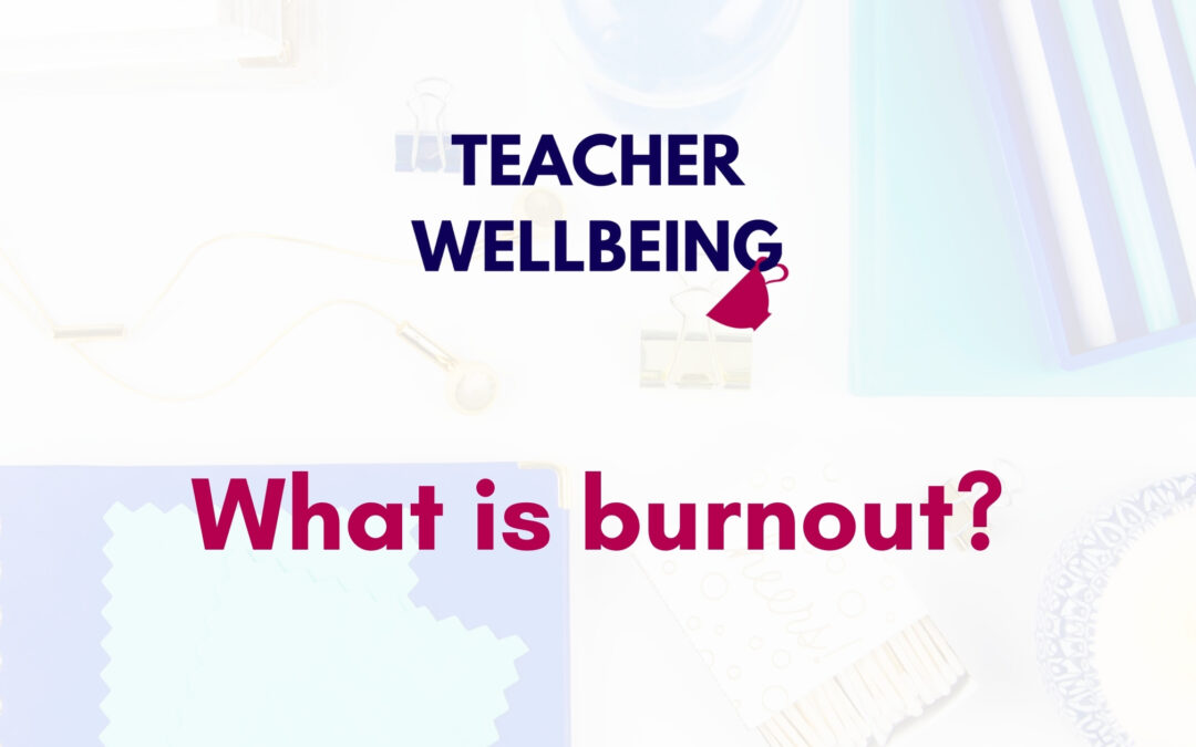 Episode 15: What is burnout?