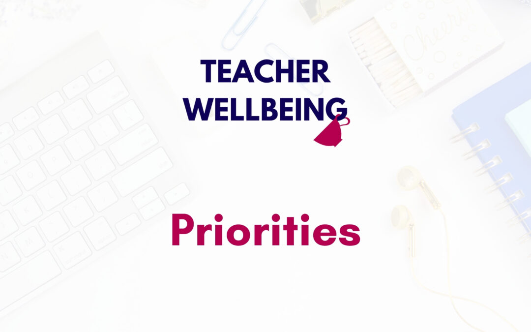 TWP S01 E16 Teacher Wellbeing Podcast Season 1 Blog Title Image