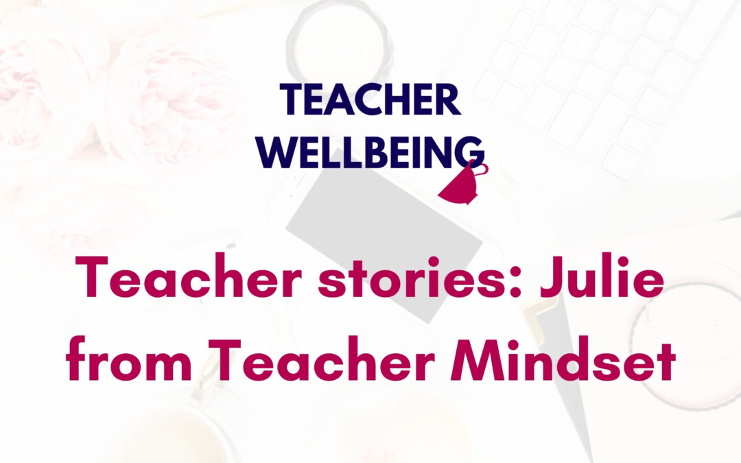 TWP S01 E17 Teacher Wellbeing Podcast Season 1 Blog Title Image